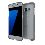 gear4 D3O Piccadilly Case for Samsung Galaxy S7 Edge - Grey