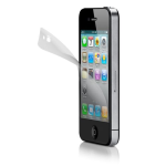 Power Support HD Anti Glare Film Set for iPhone 4 4S
