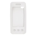 Sprint Silicon Skin for Samsung M800 Instinct - White