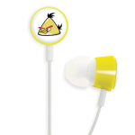 Gear4 Angry Birds Tweeters Earbud for Apple iPad / iPhone / iPod (Yellow)