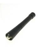 OEM Motorola HAD9742A VHF Stubby Antenna with 146-162 Frequency MHz - Black