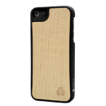 Tribeca Artisan Natural Wood Shell Case for iPhone 5, 5S, 5SE - Maple Wood (FVA7593)