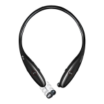 LG Bluetooth Headset for Android Smartphones - Black