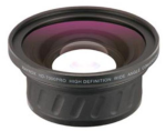 High Definition 0.7x Wide Angle Conversion Lens (size: 82mm/rear size: 58mm) - HD-7000PRO
