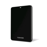 Toshiba 1.5 TB Toshiba Canvio 3.0 Plus Portable Hard Drive (Black)