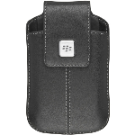 OEM Blackberry 8900 8520 9700 9330 Leather Holster