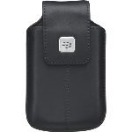 OEM Blackberry 8520 8900 9330 9700 Blue Leather Holster