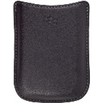 OEM Blackberry 8900 9700 Black Synthetic Pocket Case