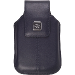 OEM BlackBerry 9500 9530 9520 9550 Leather Holster, Blue