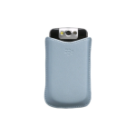 OEM Synthetic Blackberry 8220 Pocket Case - Frost Blue