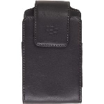 OEM BlackBerry 9630 Tour, 9650 Bold, Koskin Holster with Swivel Belt Clip - Black