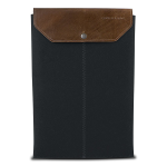 Graf & Lantz Felt Sleeve with Leather Flap for 13