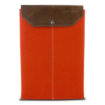 Graf & Lantz Emmet Sleeve with Leather Flap for 13
