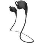 BEM Wireless high-quality Bluetooth Earbuds With Built-in Battery - Black