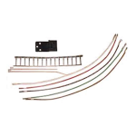 OEM Motorola HLN9242A - 16-Pin Accessory Kit with Expanded Connector