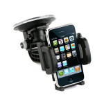 Dream Wireless Universal Car Mount Holder for Cellphone/MP3/GPS with Quick Lock and Release