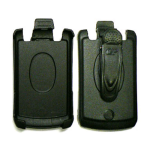 Cellular Accents Holster for BlackBerry Curve 8330 (Black)