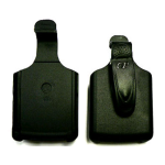 Cellular Accents Holster for BlackBerry Storm 2 9550 (Black)