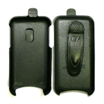 Cellular Accents Holster for HTC Touch Pro 2 XV6875 (Black)