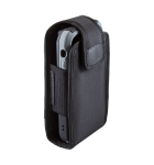 Closed top rugged case with metal belt clip and strap for Linea Pro 6, Infinea X