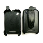 Cellular Accents Holster for Motorola Grasp WX404 (Black)