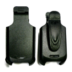 Cellular Accents Holster for Motorola Bali WX415 (Black)