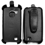 Cellular Accents Holster for Samsung Continuum I400 (Black)