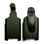 Cellular Accents Holster for Samsung Spex R210 (Black)