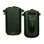 Cellular Accents Holster for Samsung Axle R311 / Byline R310 (Black)