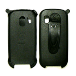 Cellular Accents Holster for Samsung Caliber R850 (Black)