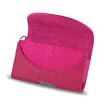 Reiko - Horizontal Pouch HP146 for Blackberry 8330 HT PINK - Hot Pink