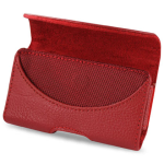 Reiko - Horizontal Pouch HP146 for Blackberry 8330 - Red