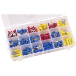 Wireless Solutions - Terminal assortment, Vinyl/165 Piece