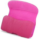 Reiko - Horizontal Pouch for Blackberry 8330 - Hot Pink