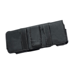 Reiko - Horizontal Pouch for Apple iPhone Case - Black