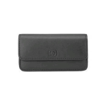 OEM Series Leather Belt Case for HP iPAQ 510 (Black)