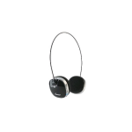 Impecca Bluetooth Stereo Headset with Built in Microphone - (Black) - HSB100K
