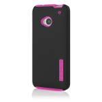 Incipio Dual Pro Case for HTC One - Black/Pink