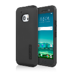 Incipio Technologies DualPro Carrying Case with a silicone Core for HTC 10 Black/Black