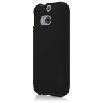 Incipio DualPro Case for HTC One (M8) - Black/Black