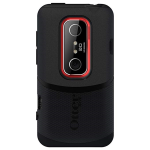 OtterBox Commuter Case for HTC EVO 3D (Black)