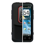Otterbox Commuter Case for HTC EVO 3D - Black