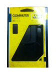 OtterBox - Commuter Case for HTC EVO 3D - Black