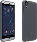 Verizon Matte Silicone Case for HTC Desire 530 - Gray