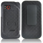Verizon Kickstand Shell Holster for HTC Droid REZOUND ADR6425