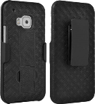 Verizon Kickstand Shell Holster Combo for HTC One M9