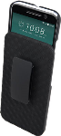 Verizon Kickstand Shell & Holster for HTC 10 - Black