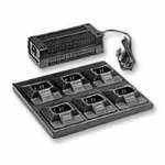 OEM Motorola HTN9060A 120V Multi-Unit Charger for NiCd & NiMH Batteries