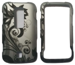 Snap on case for MetroPCS Huawei Ascend M860 - Floral