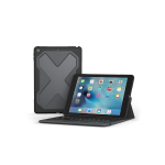 ZAGG Rugged Messenger Backlit Case with Bluetooth Keyboard for iPad 9.7